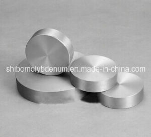 99.95% Pure Polished Molybdenum Disc pictures & photos