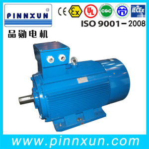 Three Phase Electric AC Motor (0.37kw-355kw) pictures & photos