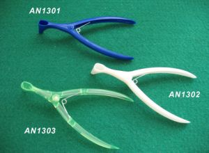 Nasal Speculum with ABS Different Colors pictures & photos