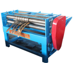 High Quality Simple Slitting Machine Steel Coil Slitter pictures & photos