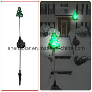 Solar Christmas Tree Light (HL015-1)