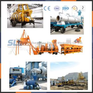 China Best Mini Bitumen Mobile Asphalt Mixing Plant Manufaturer pictures & photos