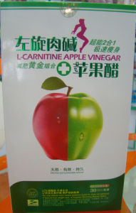 L-Carnitine and Apple Vinegar Slimming Capsule, Diet Pills pictures & photos