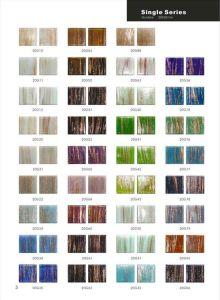Golden Glass Mosaic/Golden Line Mosaic