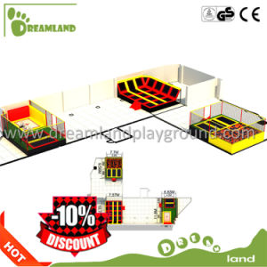 Professsional Trampoline Park Outdoor Trampoline Jumping Kids Jumping Bungee pictures & photos