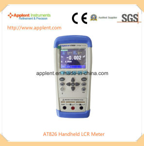 Precision Handheld Lcr Meter for Lcr IQC (AT826) pictures & photos