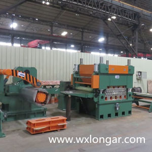 Metal Steel Slitting Processing Machine pictures & photos