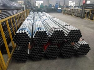 Good Quality BS1387 Galvanized Steel Pipe pictures & photos