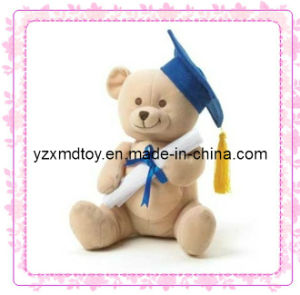 Popular Graduation Bear Soft Baby Toy pictures & photos