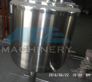 2000L Stainless Steel Mixing Tank with Scraper Mixer (ACE-JBG-C6) pictures & photos