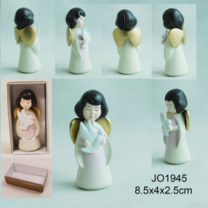 Hot Wooden MDF Angels (JO1945) pictures & photos