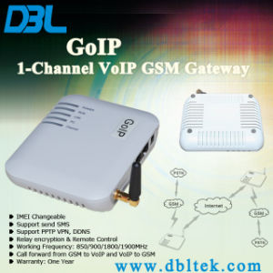 1 Port VoIP GSM Gateway pictures & photos