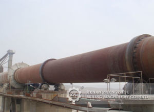 Inner Mongolia Baotou Shiguai District Magnesium Calcination Production Line pictures & photos