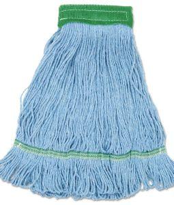 Narrow Band Cotton Cut End Wet Mop (YYNC-400) pictures & photos