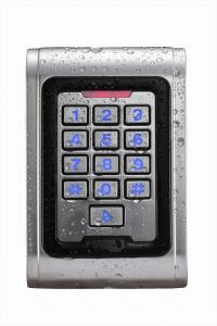 Waterproof Metal Standalone Access Control S100/S100m/S100h pictures & photos