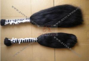 Non Remy Human Hair Bulk pictures & photos