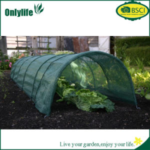 Onlylife Insect Prevention Net Tunnel Greenhouse Pop up Garden Cover pictures & photos