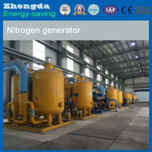 High Purity Psa Nitrogen Plant of Automatic Control for Industrial Chemical pictures & photos