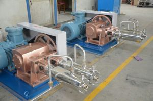 High Pressure Liquid CO2 Pump pictures & photos