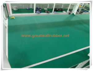 Anti-Static Rubber Flooring, Table Mat, ESD Rubber Mats pictures & photos
