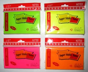 Fluorescent Sticky Notes pictures & photos