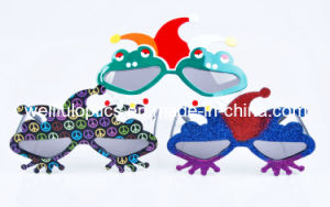 Frog Frame Party Glasses (DJ311)