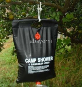 Outdoor Solar Camp Shower Solar Shower pictures & photos