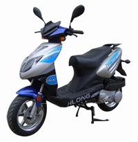 2 Stroke EEC Scooter (B09)