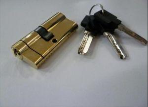 Brass Lock Cylinder (2301) Reinforce Cylinder pictures & photos