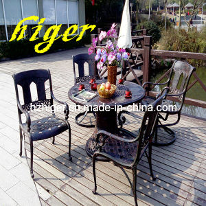 Firman Round Rattan Outdoor Leisure Furniture (HG802) pictures & photos