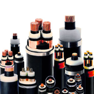 High Voltage Power Cable pictures & photos