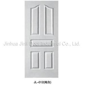 White Primer Moulded Door Skins (JL-012)
