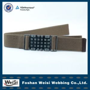 Factory Custom Military Police Canvas Belt