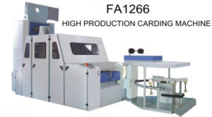 High Production Fiber Carding Machine (FA1266) pictures & photos