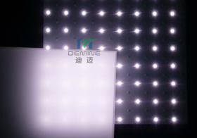 1.5mm Polycarbonate Diffuer Sheet for LED Cover