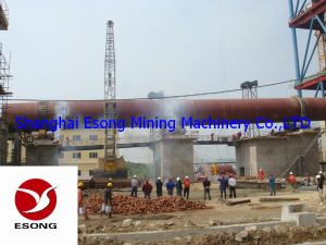 Metallurgy Chemical Rotary and Iron Ore Rotary Kiln pictures & photos