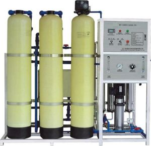 China Manufacture Drinking Water Treatment Plant/Machine 1000L/H pictures & photos