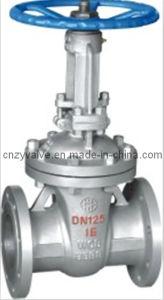 Bolted Bonnet Cast Steel Flange Gate Valve (Z41H-16C-DN125) pictures & photos