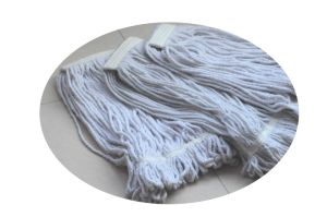Cotton String Loop End Wet Mop (YYCM-010) pictures & photos