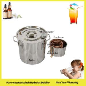 Gin Fruit Brandy Distiller Moonshine Copper Distillation Equipment 2gal pictures & photos
