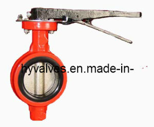 BV4000W Wafer Type Butterfly Valve