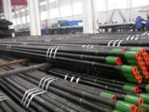 API 5CT Tubing (3-1/2′′ /J55/K55/N80/L80/P110/EU/R2) for Oilfield Service