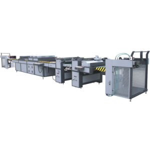 Automatic Whole UV Coating Machine (UV-1000A) pictures & photos