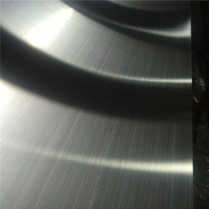 Foshan Hairline Finish Sheet Stainless Steel 304 201 Hl pictures & photos