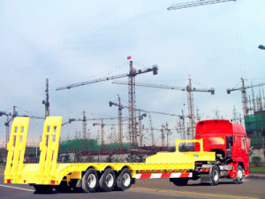 Tongya Manufacturer Lowboy Semitrailer for Sale (CTY9110) pictures & photos