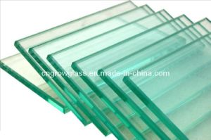 3mm, 4mm, 5mm, 6mm Clear Tempered Glass for Greenhouse