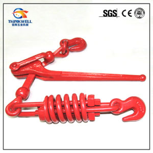 Forging Part Red Painted Lashing Spring Load Binder pictures & photos