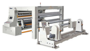Digital Control Slitting Machine for Jumbo Roll pictures & photos