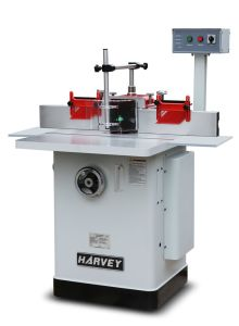 Woodworking Machine HW303E Deluxe Woodworking Shaper pictures & photos