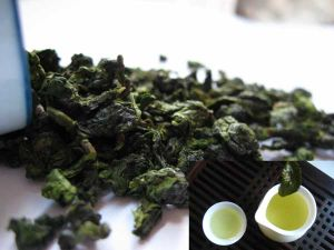 Tie Guan Yin Tea-Oolong Tea / Ti Kuan Yin Tea (YXC093600)